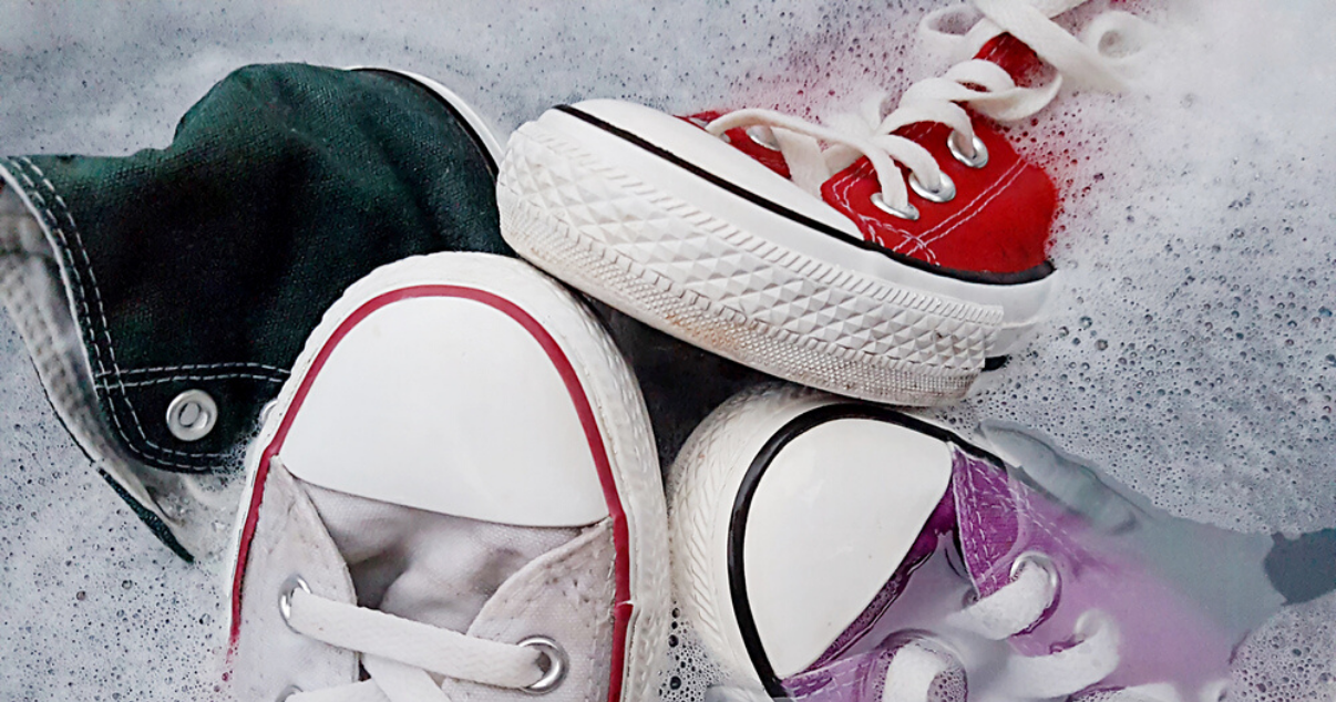 prevent athletes foot from coming back by washing shoes frequently