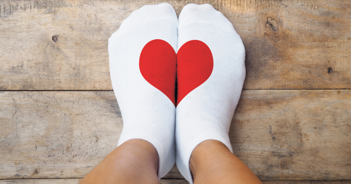 prevent athletes foot from coming back by wearing clean socks