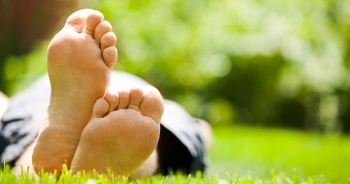 Healthy feet thanks to Silka cream