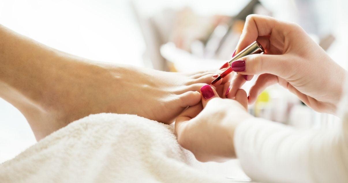 Pedicures can transmit nail fungus