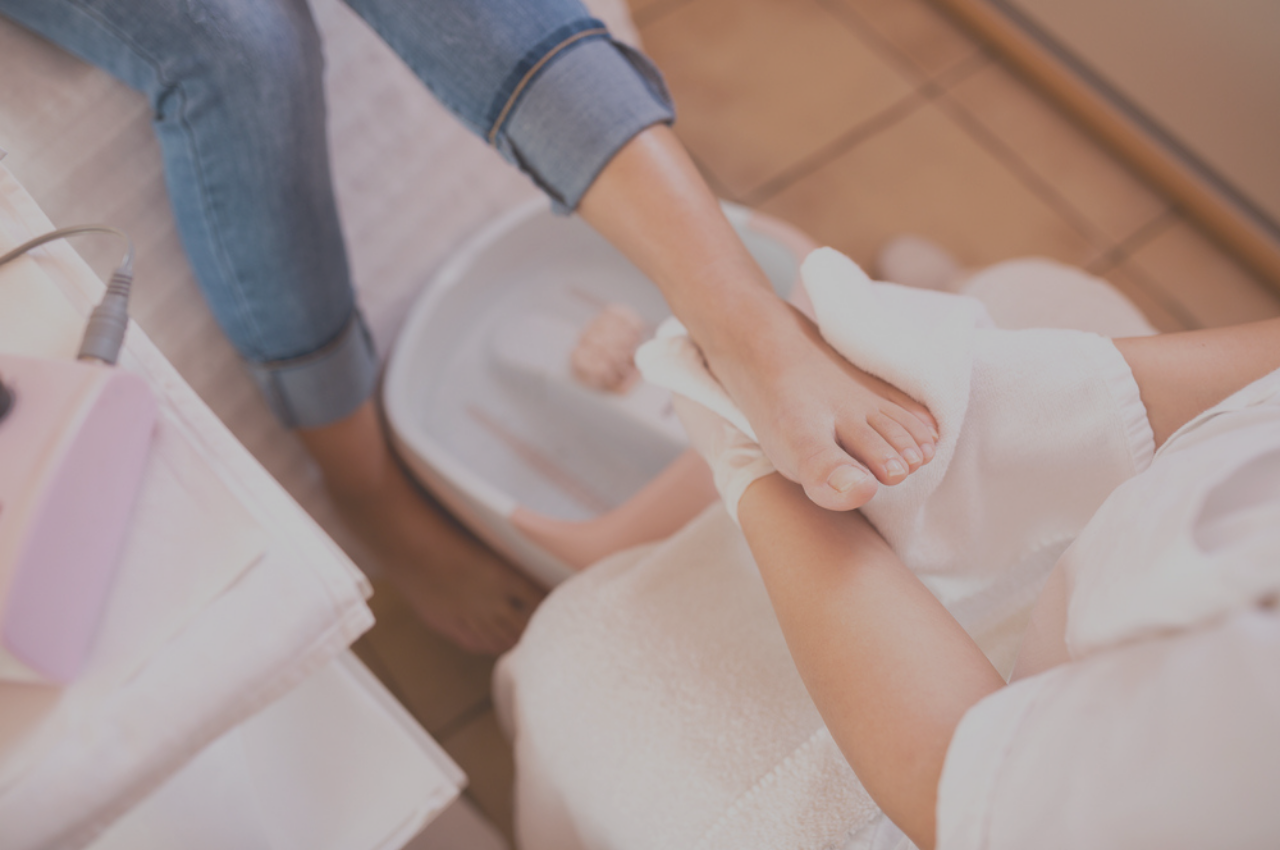 nail salons can be a hotspot for foot fungus