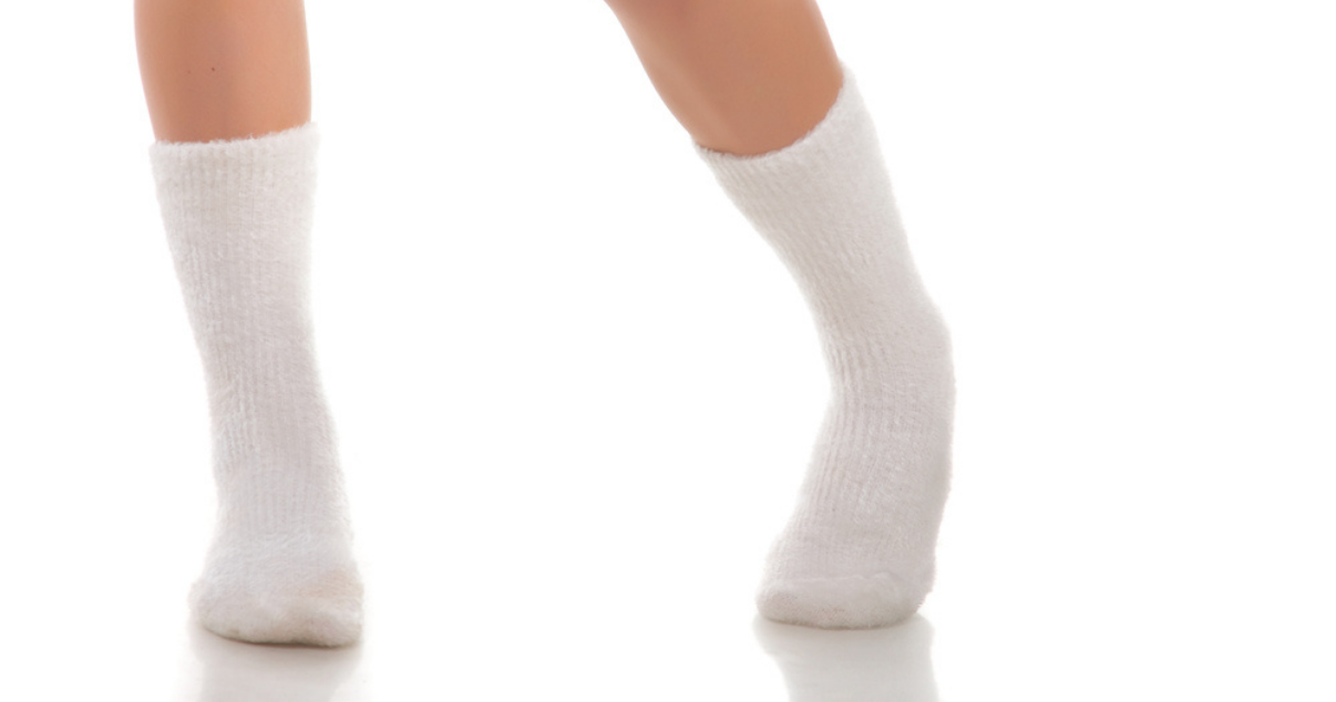 it is important to wear clean socks for athletes foot prevention